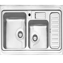Alborz steel sink code 812 surface