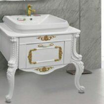 Classic Gravity Cabinet Toilet