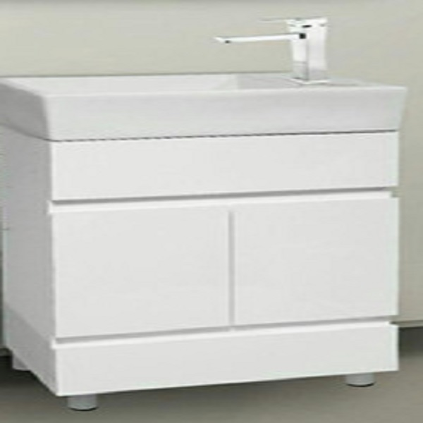 Andre's cabinet toilet