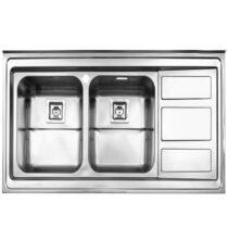 Alborz steel sink 765 surfaces
